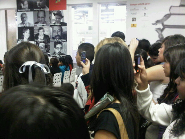 Fans de la FIL