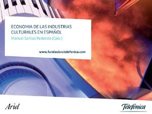 Economía industrias culturales en español