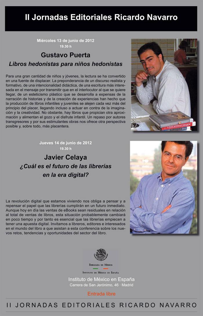 II Jornadas Editoriales Ricardo Navarro