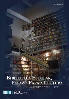 Biblioteca Escolar, espacio para la lectura