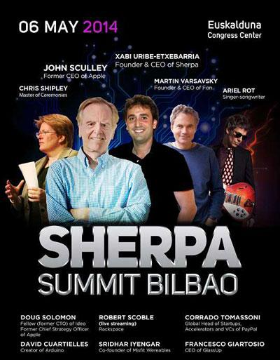 Sherpa Summit Bilbao