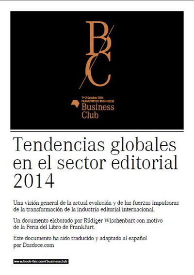 Tendencias globales en el sector editorial