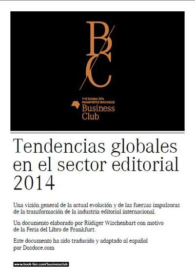 Tendencias globales en el sector editorial