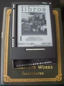 Digitalización del libro en España