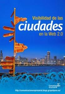 Visibilidad de las ciudades en la web 2.0