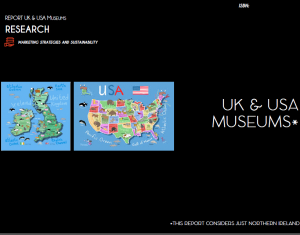 Museums UK USA