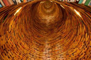 espejismo mundo del libro en papel