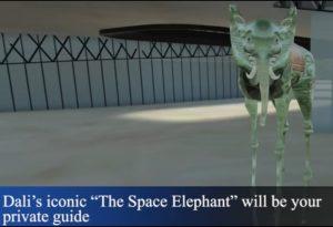 dali elephant
