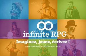 Le réseau social infinite RPG