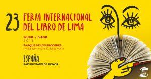 IV Encuentro Internacional de Editores y Libreros - Feria Internacional del Libro de Lima