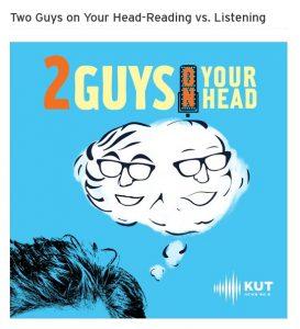 Reading vs. Listening