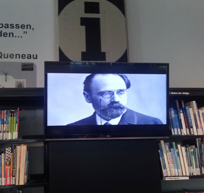 Booktrailers en bibliotecas